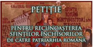 https://secure.avaaz.org/en/petition/Patriarhia_Bisericii_Ortodoxe_Romane_Recunoasterea_Sfintilor_Inchisorilor/